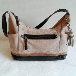 The Sak Genuine Leather Kendra Hobo Bag